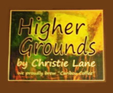 Christie Lane Higher Grounds Coffee House